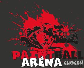 Paintball Aréna Choceň (logo)